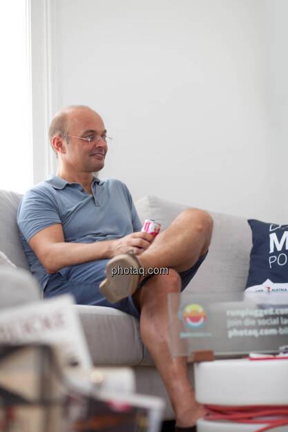Werner Lanthaler (CEO Evotec) - (Fotocredit: Michaela Mejta für photaq.com), © Michaela Mejta für photaq.com (08.09.2017)