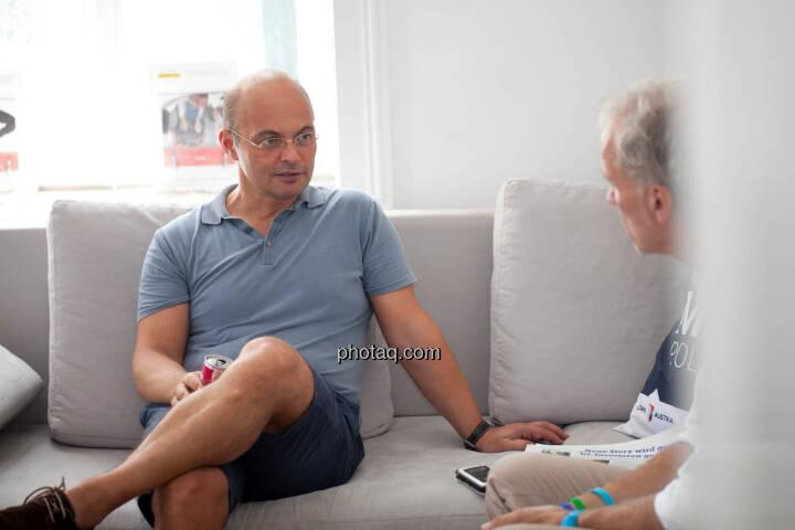 Werner Lanthaler (CEO Evotec) - (Fotocredit: Michaela Mejta für photaq.com)