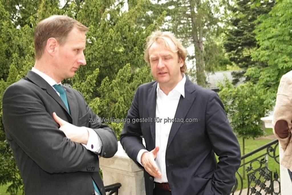 Florian Beckermann, Rupert-Heinrich Staller (25.05.2013)