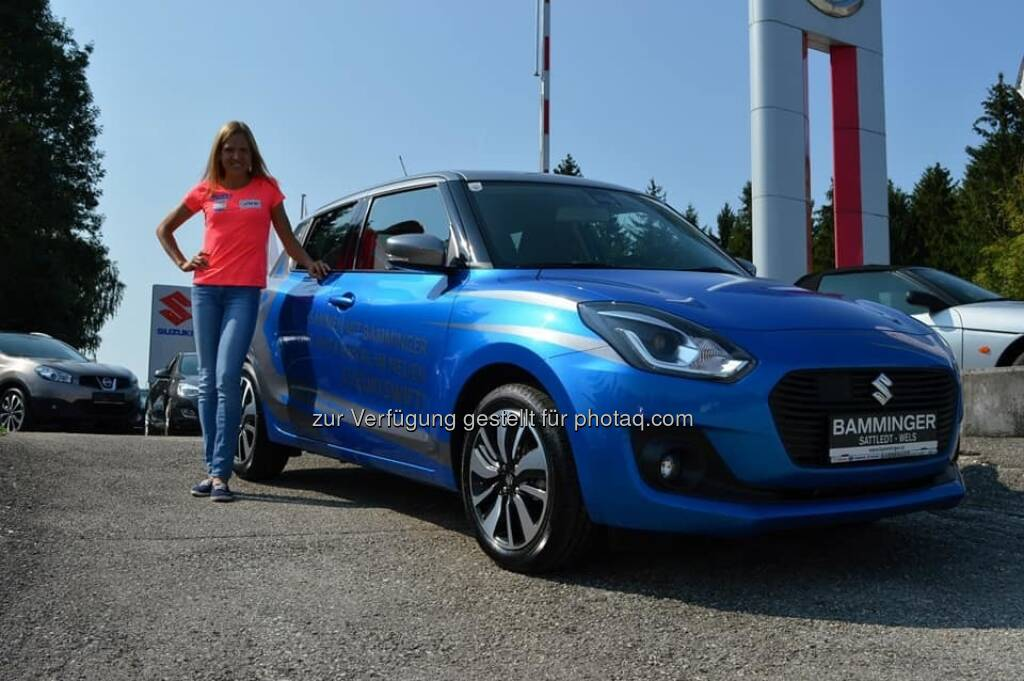 Anita Baierl, Suzuki Swift (09.09.2017)