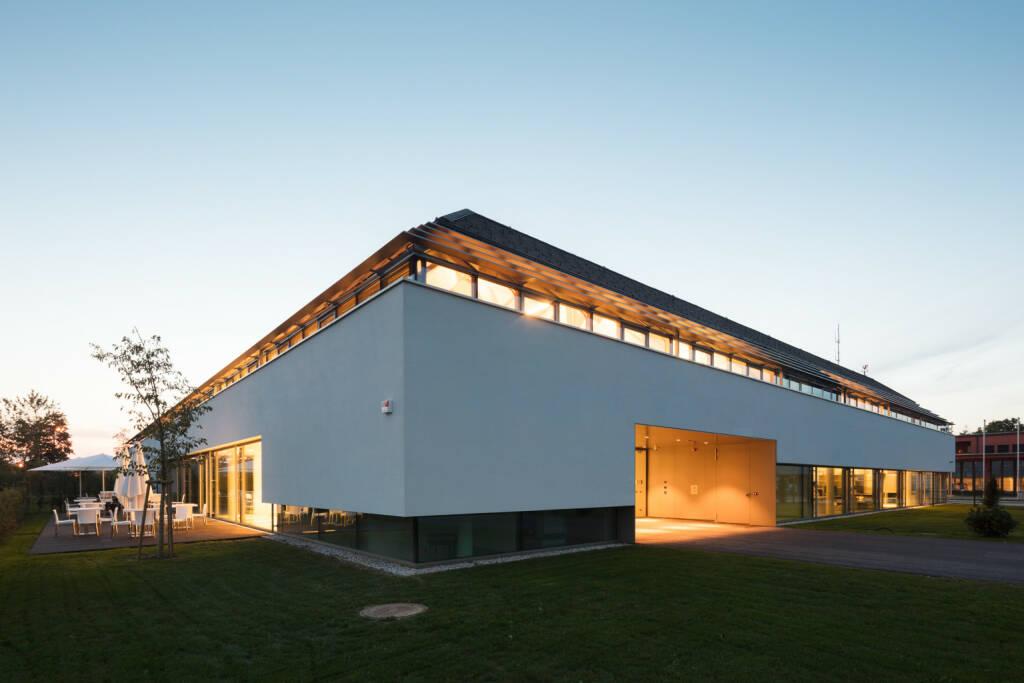 Miba AG: Neues Miba Forum in Laakirchen eröffnet;  Bild: Miba AG/ Daniel Hawelka, © Aussendung (09.09.2017)