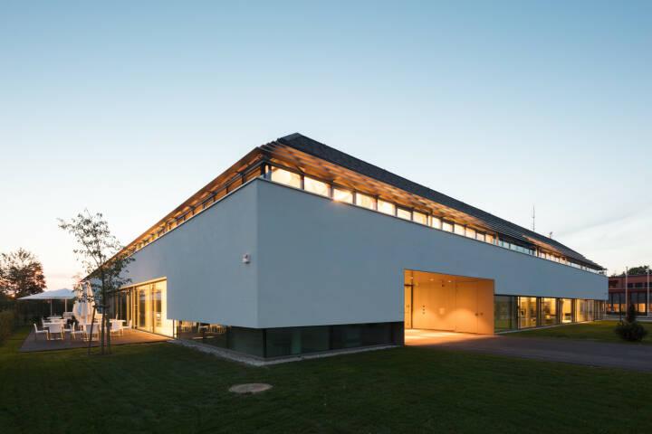 Miba AG: Neues Miba Forum in Laakirchen eröffnet;  Bild: Miba AG/ Daniel Hawelka