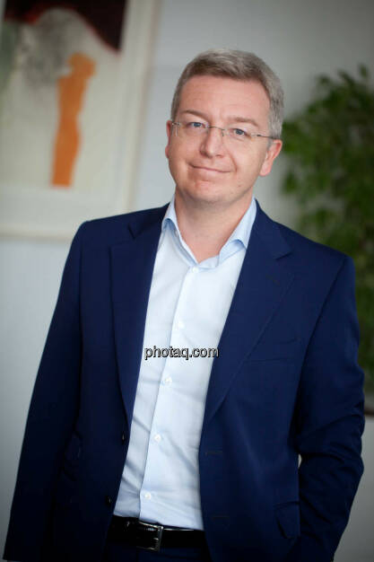 Michael Höllerer (Raiffeisen Bank International) - (Fotocredit: Michaela Mejta für photaq.com) (11.09.2017)