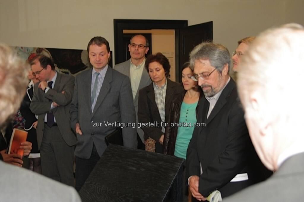 IVA Generalversammlung 23. Mai 2013, Klimt Villa (25.05.2013)