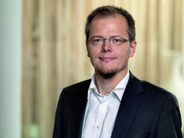 René Geist, HP-Partner-Manager, S&T AG; Foto: S&T