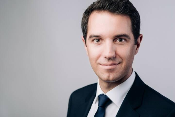 Nikolai Rizzo übernimmt die Position des CFO bei Microsoft Österreich; Foto: Microsoft Österreich