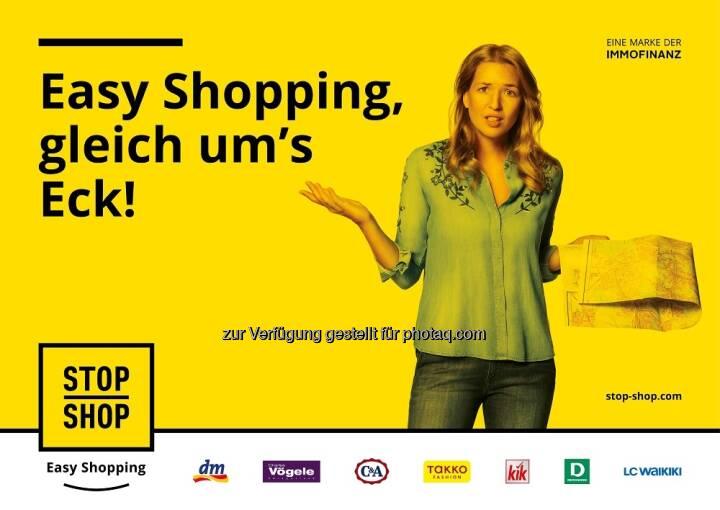 Immofinanz launcht Easy Shopping; Bild: Immofinanz/Marcel Gonzalez Ortiz