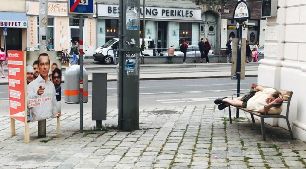 Christian Kern : Damit der Aufschwung bei allen in Wien ankommt, © diverse photaq (12.09.2017)