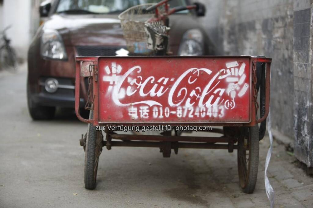 China: Peking Spring 2013 by Dirk Herrmann: Coca Cola (26.05.2013)