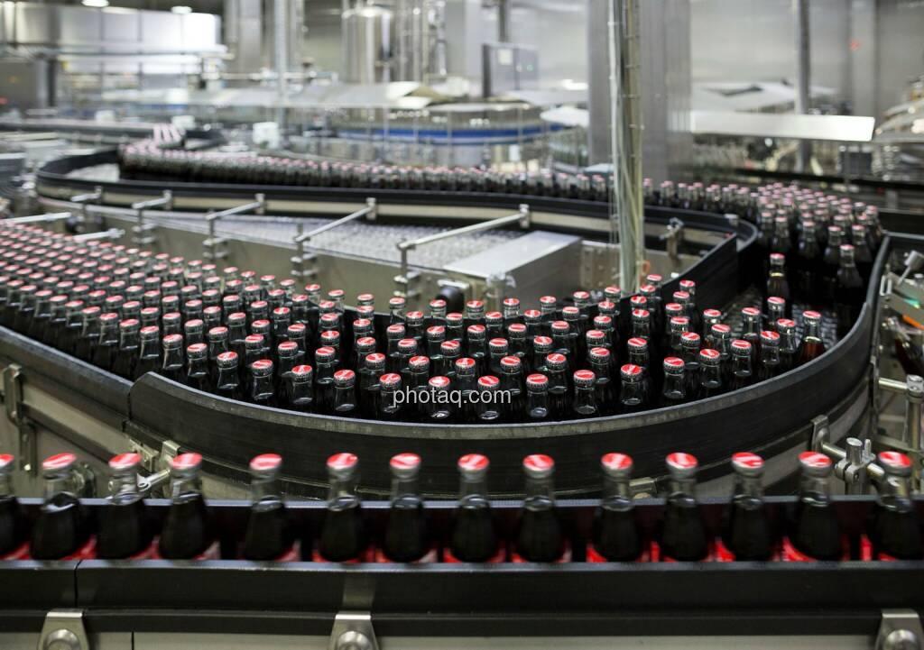 Coca-Cola HBC wurde zum vierten Mal in Folge in den Dow Jones Nachhaltigkeitsindizes als führendes Unternehmen der Getränkeindustrie in Sachen Nachhaltigkeit bestimmt. Fotos: Coca-Cola HBC Österreich  / Eva Kelety, © Aussendung (14.09.2017)