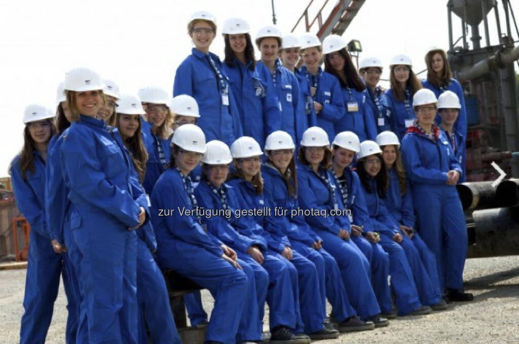 OMV Technikqueens (15.12.2012)