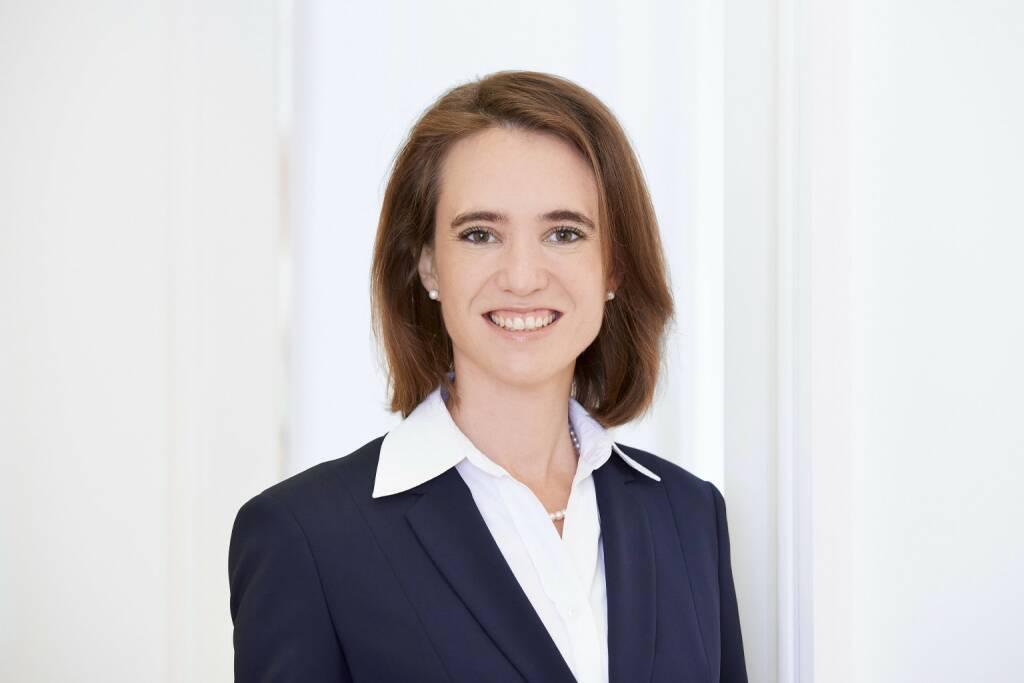 Anna Katharina Marx verstärkt seit Kurzem das Private Banking Team der Zürcher Kantonalbank Österreich AG am Standort Wien, Bild: Zürcher Kantonalbank Österreich AG, © Aussendung (15.09.2017)