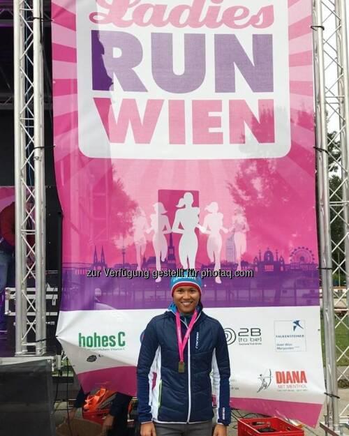 LadiesRun Wien  (18.09.2017)