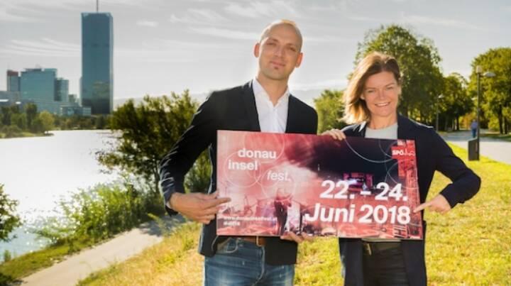 Donauinselfest-Resumee: 2,8 Millionen Besuchen und Gesamt-Werbewert von 130 Millionen Euro. Bild Thomas Waldner, Sybille Straubinger © Thomas Peschak