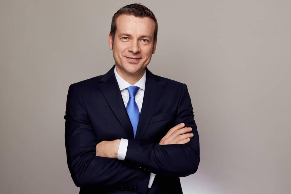 Carsten Roemheld, Kapitalmarktstratege bei Fidelity International, Foto: © Fidelity, © Aussender (18.09.2017)