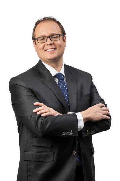 PwC Österreich: Weltweiter InsurTech-Boom - Versicherungsbranche investiert immer stärker in Start-ups und neue Technologien, Thomas Windhager, Partner im Bereich Financial Services Consulting bei PwC Österreich, Fotocredit: PwC, © Aussender (18.09.2017)