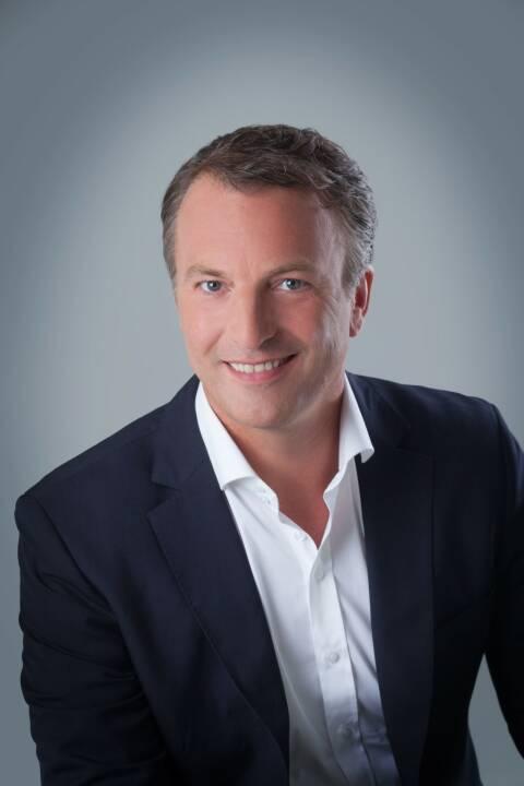 iab austria Vizepräsident und Russmedia Digital-Geschäftsführer André Eckert kandidiert für Präsidentschaft des Branchenverbands; Fotocredit:  Russmedia Digital