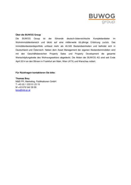 "Buwog feiert Schlüsselübergabe in ""Rivus Quartus"", Seite 2/2, komplettes Dokument unter http://boerse-social.com/static/uploads/file_2343_buwog_feiert_schlusselubergabe_in_rivus_quartus.pdf (20.09.2017)"