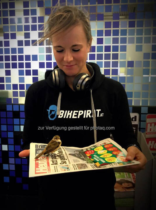 Early bird Tanja Stroschneider