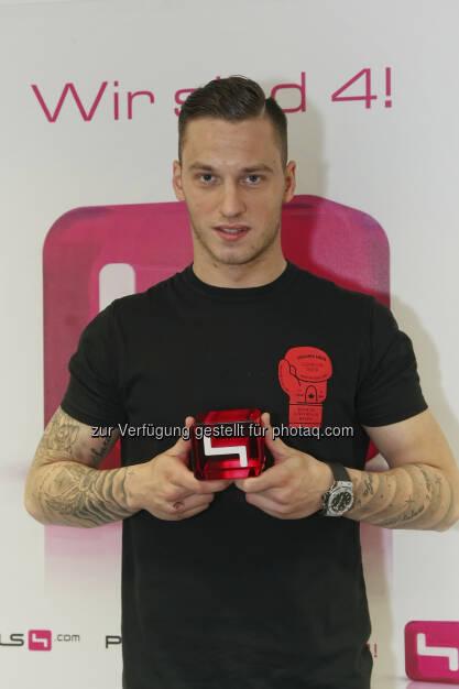Marko Arnautovic (c) Puls 4 (26.05.2013)