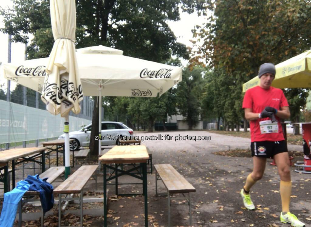 Handschuhe aus, 10k-Challenge nicht geschafft (24.09.2017)