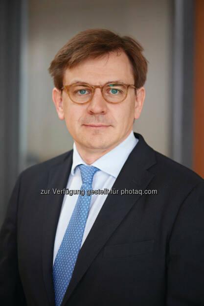 """""""An der Aktienseite bleibt Europa unser bevorzugter Markt, gefolgt von Großbritannien, Japan und den USA"""", meint Hartwig Kos, Vice-Chief Investment Officer und Co-Head of Multi-Asset bei SYZ Asset Management. Foto: SYZ, © Aussender (27.09.2017)"""