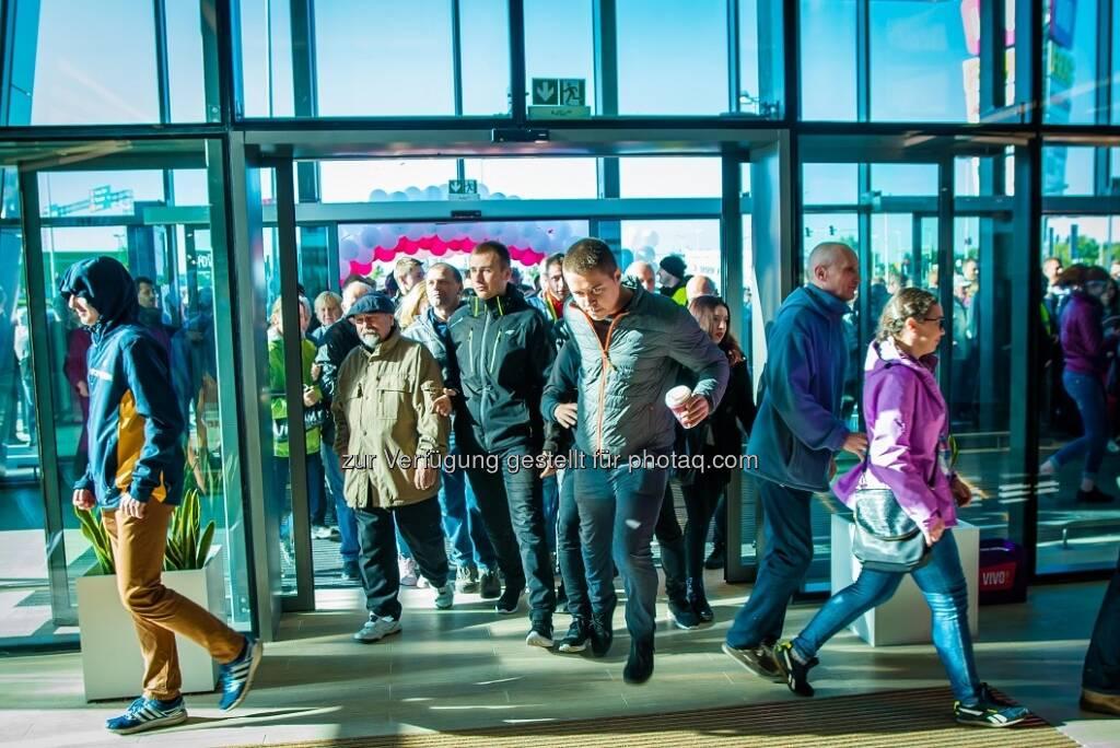 Immofinanz - VIVO! Krosno Opening - (Fotocredit: Immofinanz), © Aussendung (29.09.2017)