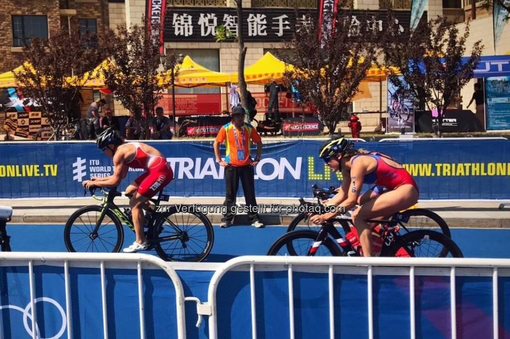 Rennen Spannung China, © Tanja Stroschneider (30.09.2017)