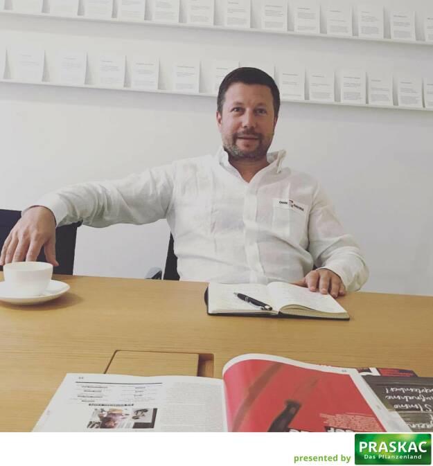 Weekend Brainstorming mit Martin Foussek, Own Austria (01.10.2017)