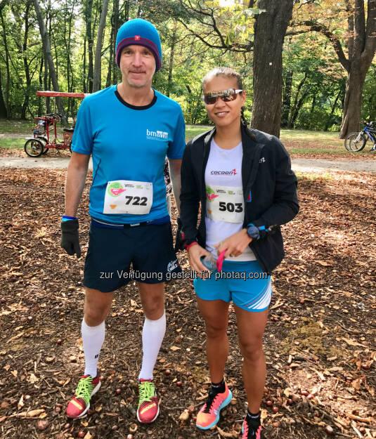 Christian Drastil, Annabelle Mary Konczer (01.10.2017)