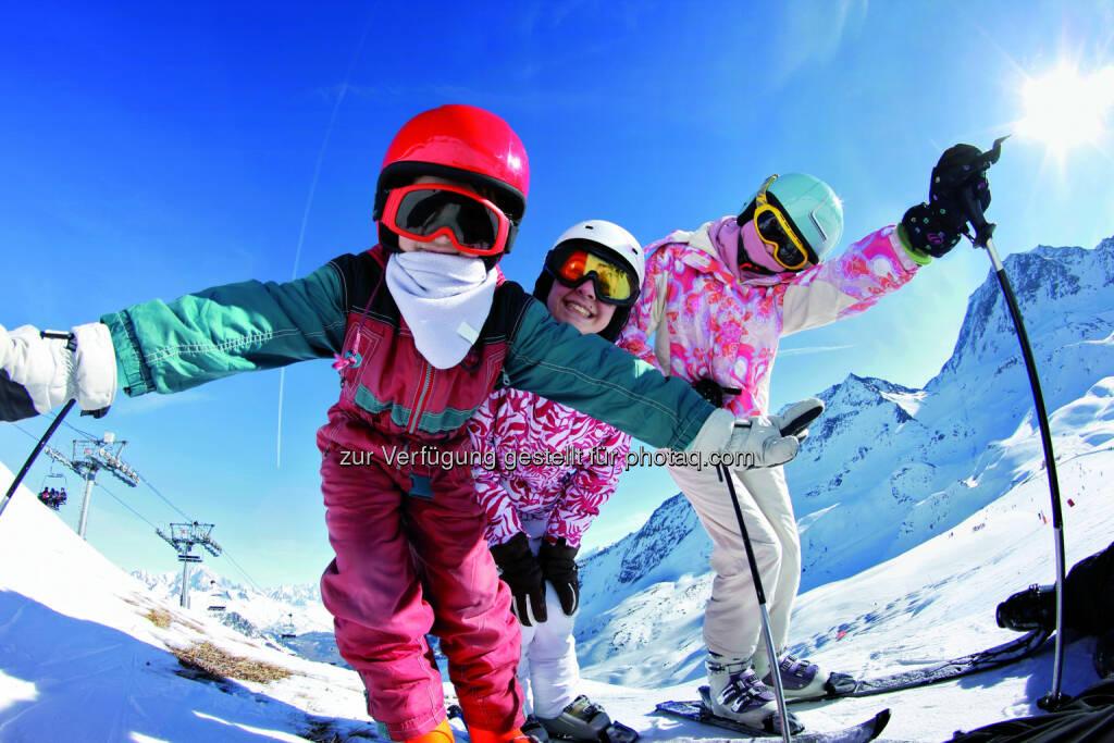 Mit ski4school kinderleicht skifahren erlernen, Winter, Skiregion; Fotocredit: Fotolia/Blaguss, © Aussendung (03.10.2017)