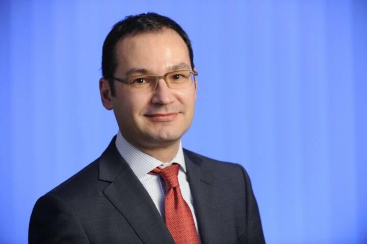 Mag. Christian Ramberger, Geschäftsführer der Allianz Invest Kapitalanlagegesellschaft mbH, Bild: Allianz