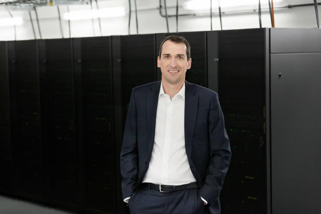 Peter Lenz wird neuer Managing Director bei T-Systems Austria; Fotocredit:T-Systems, © Aussendung (04.10.2017)