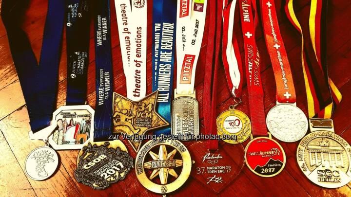 12 Marathons 2017