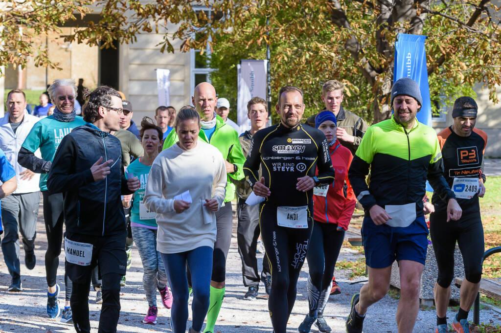 Medizinische Universität Wien: Krebsforschungslauf 2017, Laufen. Fotocredit: MedUni Wien/Marko Kovic, © Aussendung (09.10.2017)