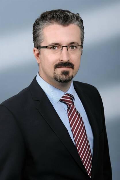Drazen Lukac (40) ist in die Partnerschaft von EY Österreich aufgenommen worden. Der IT-Berater und -Prüfer ist seit 14 Jahren bei EY in den Bereichen IT Advisory und IT Risk & Assurance tätig; Fotocredit: EY, © Aussendung (09.10.2017)