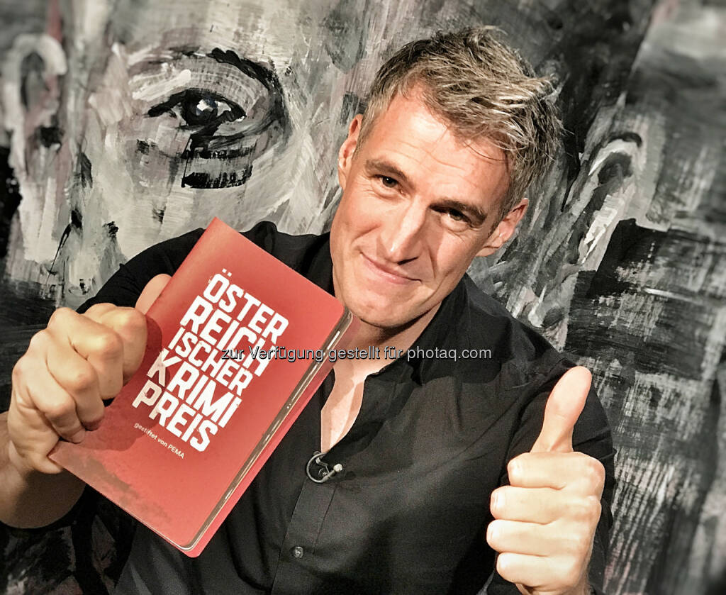 Preisträger Thomas Raab (Österreichischer Krimipreis 2017) - Österreichischer Krimipreis: Österreichischer Krimipreis 2017 (Fotocredit: www.fotowerk-aichner.at), © Aussender (10.10.2017)