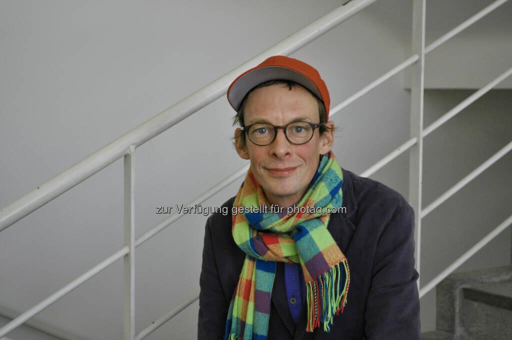KÜNSTLERHAUS: Tim Voss neuer künstlerischer Leiter des Künstlerhauses (Fotocredit: Künstlerhaus), © Aussender (11.10.2017)