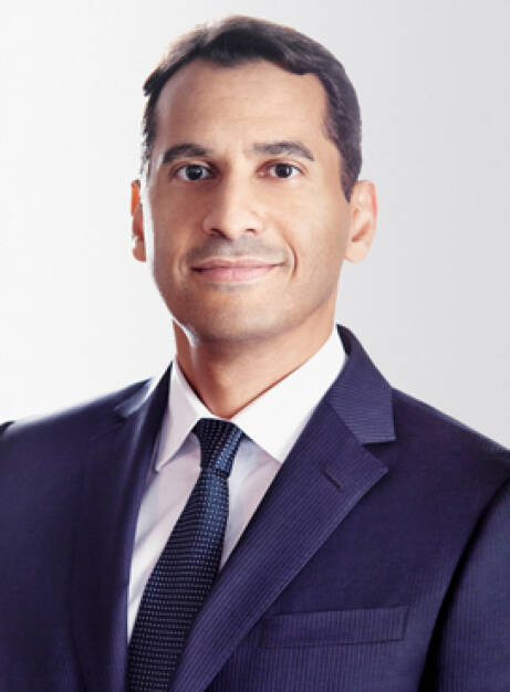 Bawag Group-CEO Anas Abuzaakouk, Fotocredit: Bawag, © Aussender (12.10.2017)