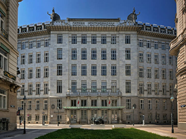 Bawag-Headquarter, Georg Coch-Platz, Fotocredit: Bawag