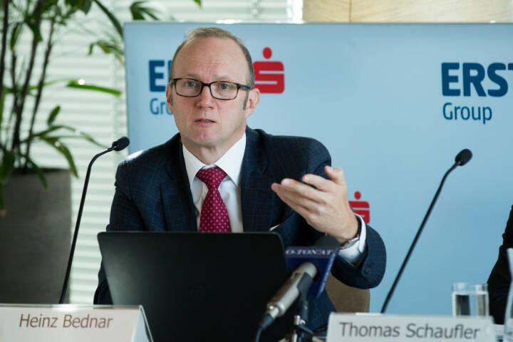 Heinz Bednar, Geschäftsführer der Erste Asset Management; Fotocredit: Erste Bank