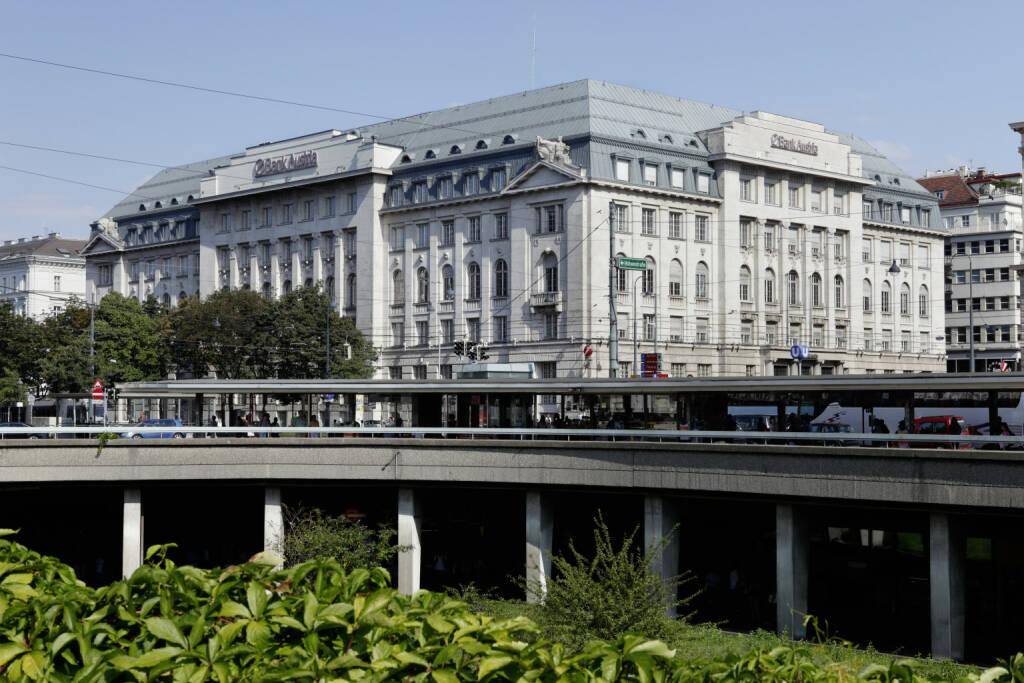 Familie Koch beteiligt sich mit 49 Prozent an der PEMA, das Haus am Schottentor ist eines der aktuellen Projekte, welches bis 2019 revitalisiert wird, Bank Austria, Fotocredit: PEMA, © Aussendung (15.10.2017)