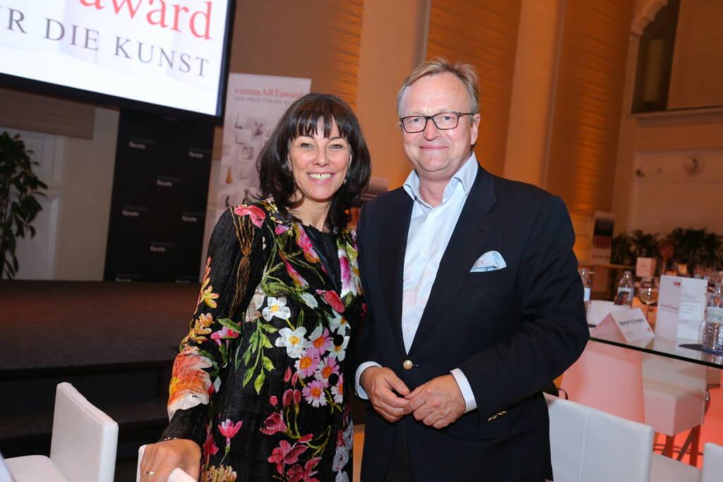 Martha Schultz und Oliver Voigt, Fotocredit: Robin Consult/Moni Fellner (18.10.2017)