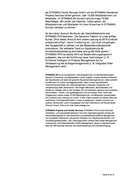 Strabag PFS vor Restrukturierung des Kundenportfolios, Seite 2/2, komplettes Dokument unter http://boerse-social.com/static/uploads/file_2369_strabag_pfs_vor_restrukturierung_des_kundenportfolios.pdf (18.10.2017)