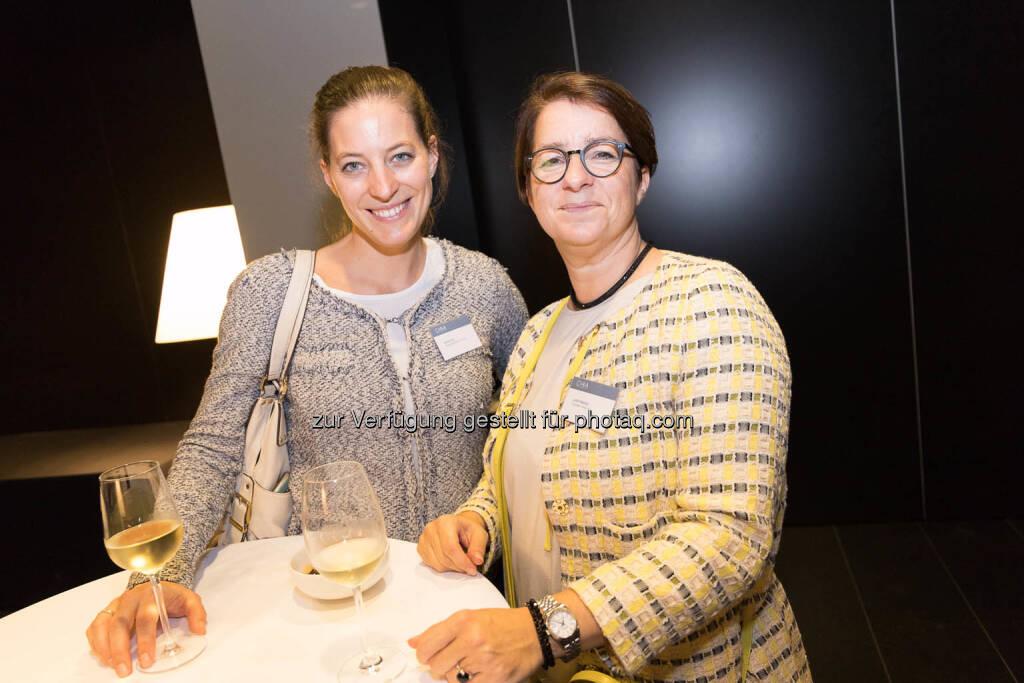 Anna Vay, Judit Helenyi, © C.I.R.A./APA-Fotoservice/Martin Lusser (18.10.2017)