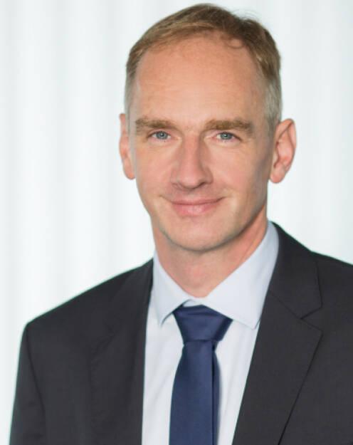 Markus Keller  ist seit April 2017 Leiter des Segments Sempertrans; Bild: Semperit, © Aussendung (19.10.2017)