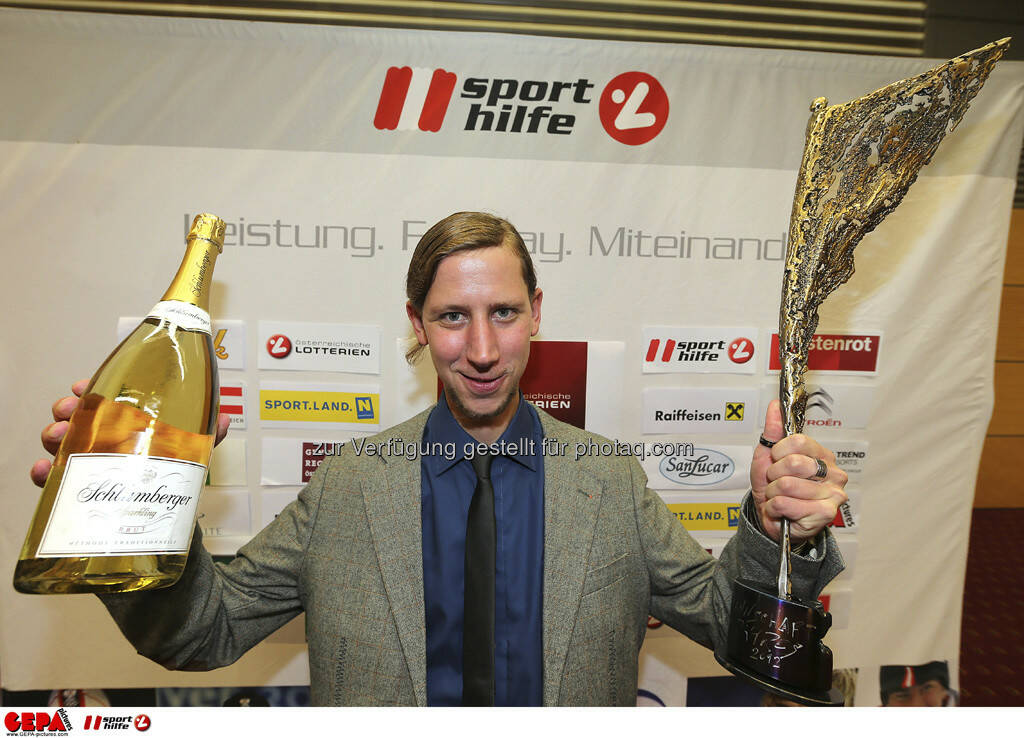 Martin Koch, © GEPA pictures/ Sporthilfe (15.12.2012)