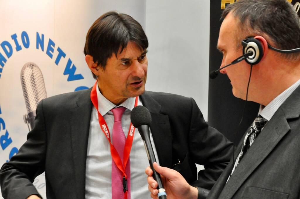 Peter Brezinschek (Head of Raiffeisen Bank International Group Research), Peter Heinrich (boersenradio.at) (20.10.2017)