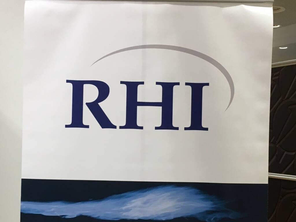 RHI, © Aussendung (21.10.2017)