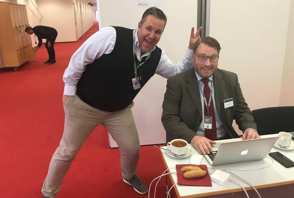 Die Börsenblogger (22.10.2017)